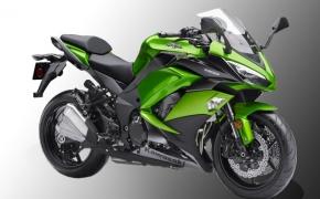 2017 Kawasaki Ninja 1000 Launched In India