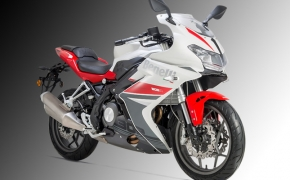 DSK Benelli Tornado 302R, Bookings Open