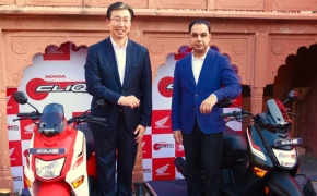 Honda Launches 'CLIQ' 110cc Scooter