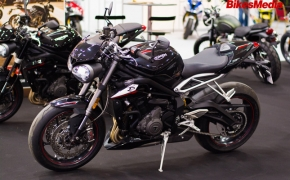 2017 Triumph Street Triple 765 Launch Scheduled For June 12