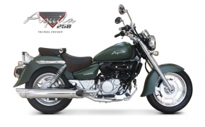 DSK Hyosung Launches 100 Limited Edition Aquila 250