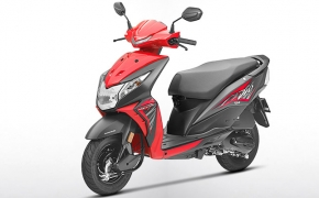 Honda Silently Launches Updated Dio