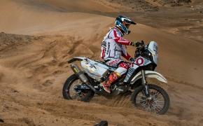Hero Motosports Participates At Afriquia Merzouga Rally