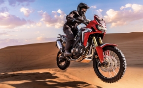 Honda CRF1000L Africa Twin- Bookings Open!
