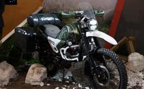 Hero MotoCorp Unveils XPulse Concept- EICMA 2017