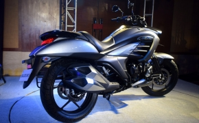 Suzuki Intruder 150 Launched at Rs 98,340