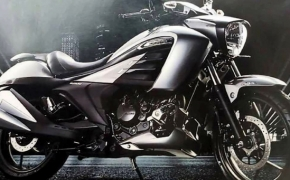 Suzuki Intruder 150, pictures leaked before launch