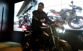 Triumph India Launches Street Triple RS
