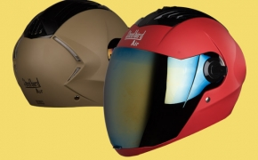 "Steelbird Launches ""SBA-2"" Helmets"