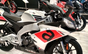 Aprilia RS 150 and Tuono 150 Debut At Auto Expo 2018