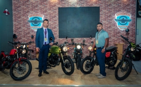 Cleveland CycleWerks Comes To India- Auto Expo 2018