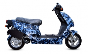 Hero Electric Unveils New Electric Scooter