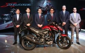 Honda X-Blade 160cc Unveiled- Auto Expo 2018