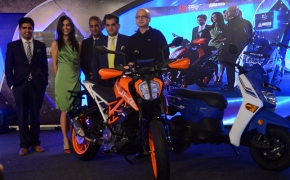 KTM Duke 390 Gets MOY Award By CNBC-TV18 Overdrive