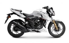 TVS Launches ABS Version Apache RTR 200 4V