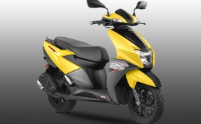 TVS NTorq 125 Launched At Rs 58.7K