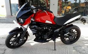 Mahindra Mojo UT300 Low Cost Variant Spotted