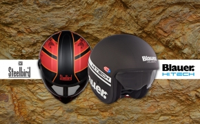 Blauer HT Helmets Coming To India