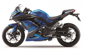 Kawasaki Launches Ninja 300 ABS At INR 2.98 Lacs
