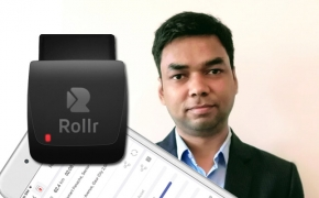 MothersonGroup Launches IOT Device Rollr