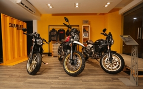 Ducati Opens Exclusive Dealership In Chennai