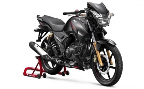 2019 TVS Apache RTR 180 Launched In India