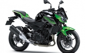 Kawasaki Z400 Revealed At EICMA 2018
