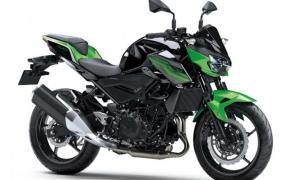 Kawasaki Z400 Revealed At EICMA 2018