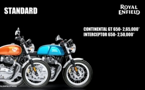 Royal Enfield 650 Twins Prices Announced For India