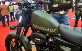 UM Renegade Duty S Launch Delayed