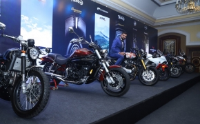 Motoroyale By Kinetic Unveils 7 New Bikes In India