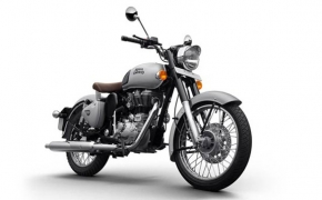 Royal Enfield Classic 350 Gunmetal Grey ABS Launched