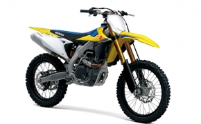 Suzuki Launches RM-Z250 and RM-Z 450 In India
