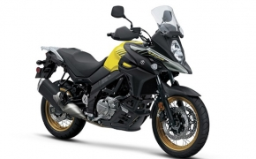 Suzuki V-Strom 650 XT ABS Version Launched In India