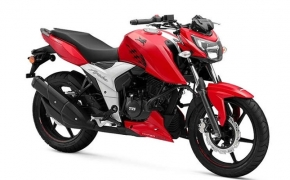 TVS Sells 1 Lakh Apache RTR 160 4v In 6 Months