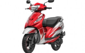 "TVS Updates Wego Series With A ""Fresh"" Look"