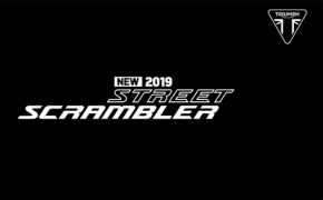 Triumph Street Scrambler 2019 Revealed