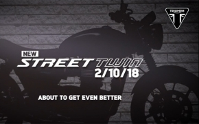2019 Triumph Street Twin Coming At Intermot