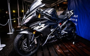 BMW G 310 RR Concept Unveiled In Japan