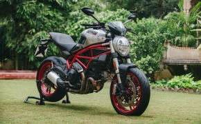 Ducati Introduces Monster 797 Customized By Rajputana Customs