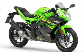 Kawasaki Ninja 125 and Z125 to be launched at Intermot