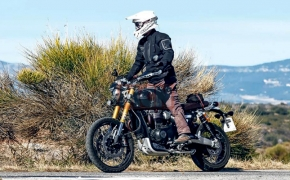 New Triumph Scrambler 1200 Is Coming