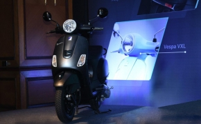 Piaggio Launches Vespa Notte With Advance Connectivity Features