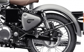 Royal Enfield Classic 350 Gets Rear Disc Brake