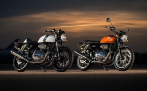 Royal Enfield Continental GT 650 and Interceptor 650 launched