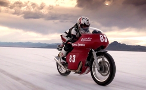 Royal Enfield To Attempt Top Speed Run At Bonneville Salts