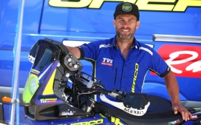 Sherco TVS Factory Rally Team Announced For PanAfrica Rally 2018