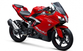 TVS Apache RR 310 launched in Nepal