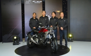 Honda Launches CB300R In India