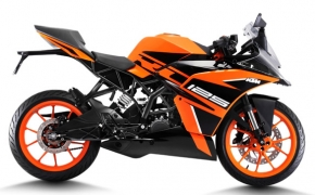 KTM RC 125 Launched In India At INR 1.47 Lacs